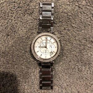 Michael Kors Women's Chronograph Parker Watch